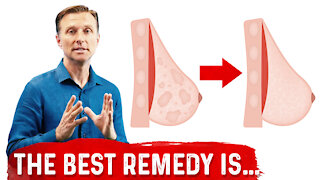Fibrocystic Breast: The Best Remedy is...