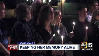 Scottsdale family keeps memory alive of woman murdered three years ago - Video