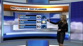Wind Chill Advisory In Place - Video
