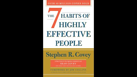 Book Review: The 7 Habits of Highly Effective People - Part 1