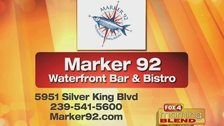 HFOL: Westin at Cape Coral Marina Marker 92 Restaurant - Video