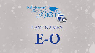 Brightest and Best - Last Name E-O