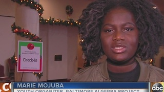 Operation Graduation is led by Baltimore youth to help re-envision education - Video