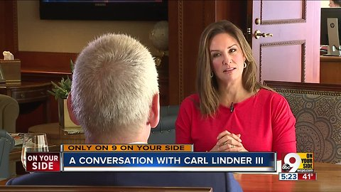 Carl Lindner III thanks his wife, God for FC Cincinnati's success