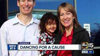 Valley foster children to dance in a fundraiser for foster services - Video