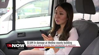 Medina County Job and Family Services building needing an estimated $2.8 million in repairs - Video