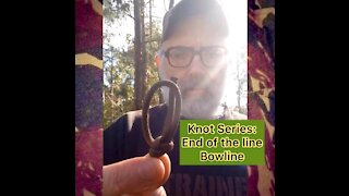 Knot Series: End of the Line Bowline