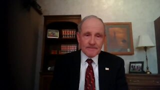 FULL INTERVIEW: Jim Risch