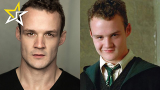 Former Harry Potter Star Josh Herdman Looks Totally Different Now - Video