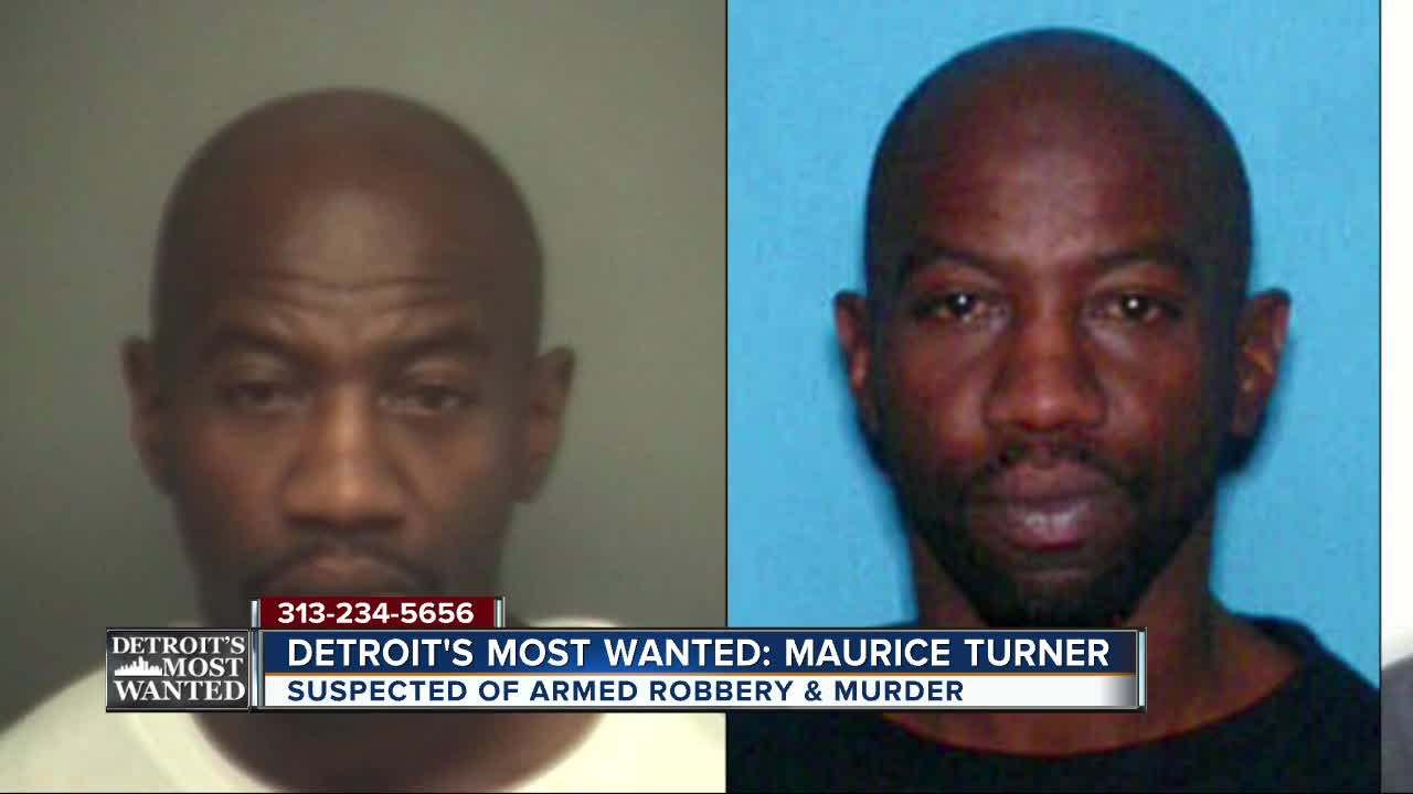Detroit's Most Wanted: Maurice Turner