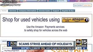 Grinch-proof online shopping with help from cybersecurity experts - Video