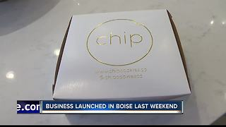 Chip, a cookie delivery business, expands into Boise - Video