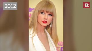 Taylor Swift Over The Years | Rare People - Video