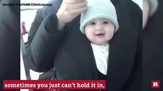 These Babies Just Can't Stop Laughing | Rare Life - Video