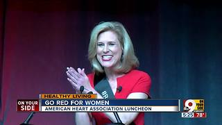 Go Red for Women raises awareness of heart disease - Video