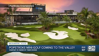 PopStroke mini-golf coming to the Valley