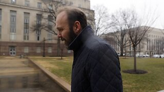 Former Trump Campaign Aide Rick Gates Sentenced In Federal Court