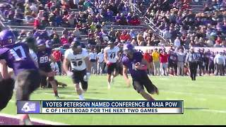 Yotes dominate Conference/National Weekly Awards - Video