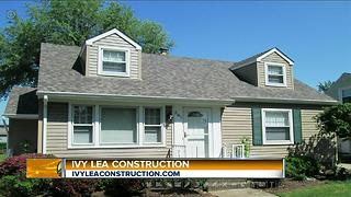 Ivy Lea Construction Can Fix Your Roofing Needs! - Video