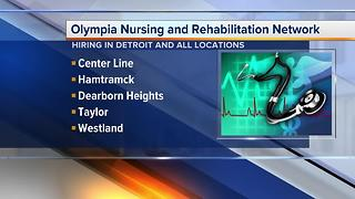 Workers Wanted: Olympia Nursing and Rehabilitation Network - Video
