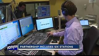 Six radio stations awarded grant to form partnership - Video