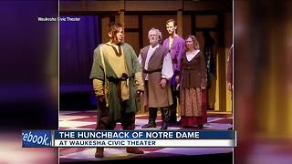 See 'The Hunchback of Notre Dame' at Waukesha Civic Theater - Video