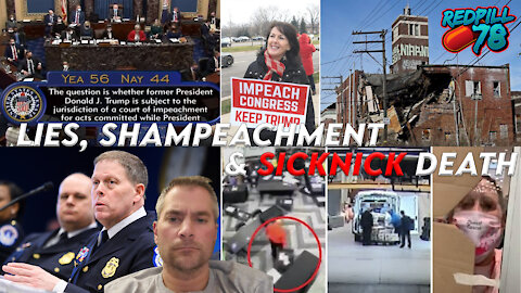 Lies, Shampeachment & the Strange Death Of Officer Brian Sicknick