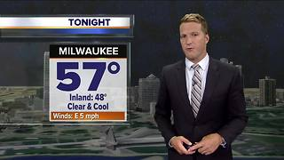 Chilly for Friday night football - Video