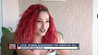 Winter Haven 20-year-old on quest to be the next American Idol - Video