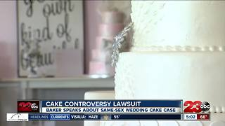 Judge ruled in favor of Christian baker of Tastries Bakery who refused to serve same-sex couple - Video