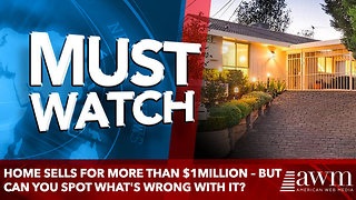 Home sells for more than $1MILLION – but can you spot what's wrong with it? - Video