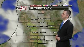 Dustin's Forecast 1-23 - Video