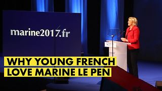 Younger French support the far-right more than ever - Video