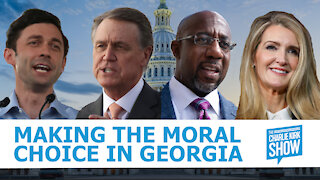 The Charlie Kirk Show - MAKING THE MORAL CHOICE IN GEORGIA