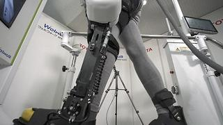 Toyota Introduces Wearable Robotic Legs To Help The Paralyzed Walk - Video