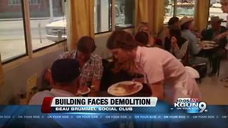 Tucson historic building faces demolition - Video