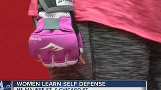 Monkey Bar Gym offers self defense course for women - Video