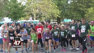 East Lansing event raises awareness for Down syndrome - Video