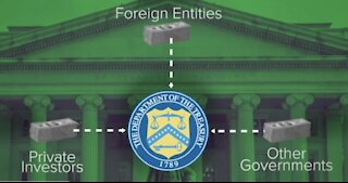 Where does the money for stimulus payments come from?