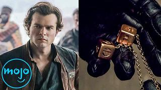 Top 10 Easter Eggs You Missed In Solo A Star Wars Story - Video