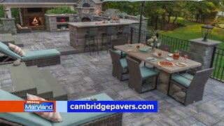 Cambridge Pavers - Spring Outdoor Living
