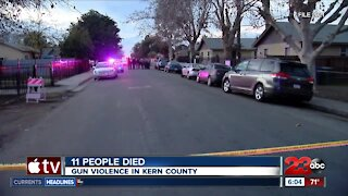 Kern County starts 2021 with 11 homicides reported in January