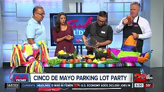 FOODIE FRIDAY: La Mina's Cinco de Mayo Parking Lot Party