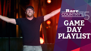 Game Day Playlist | Rare Country's 5 - Video