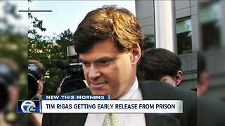Former Adelphia executive Tim Rigas released from prison