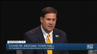 COVID-19: Arizona town hall recap