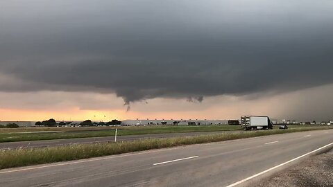 Funnel Cloud Sighted in Wichita Falls After Tornado Watch Issued