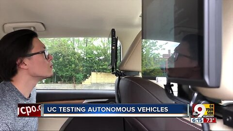 Can cars safely drive -- without a human behind the wheel? University of Cincinnati is hoping to find out.