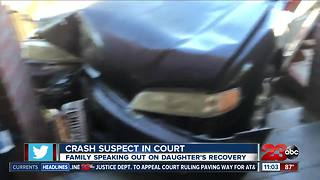 Mom wants justice in DUI crash injured her 6-year-old daughter