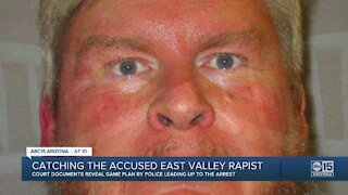Valley serial rapist arrested after 20+ years on the run